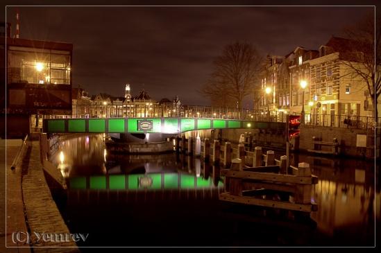 Nachtfotografie: Haarlem