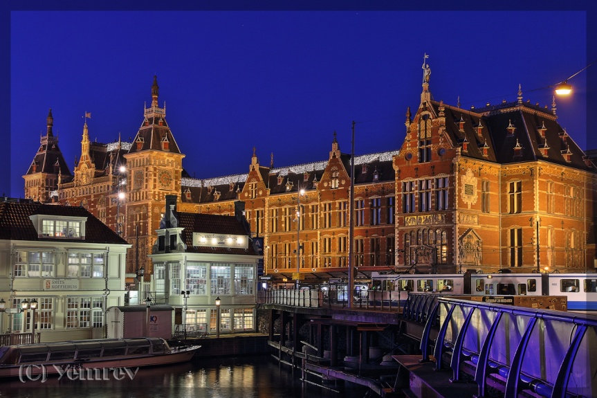 Centraal Station (HDR)