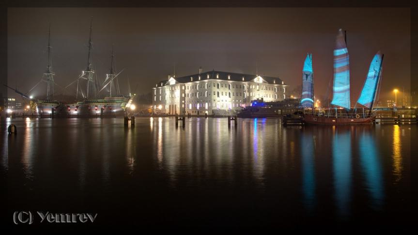 Scheepvaartmuseum (HDR)