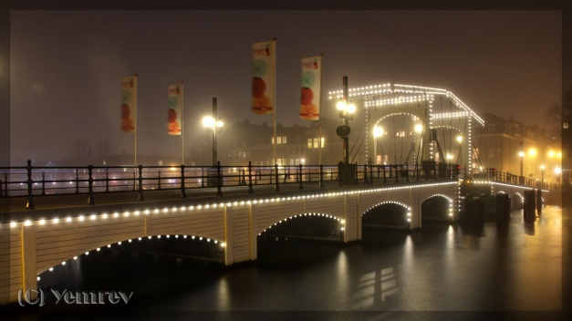 Magere Brug (HDR)