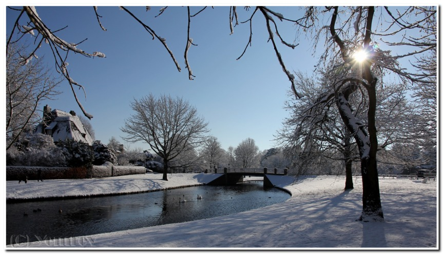 Winter in Heemstede