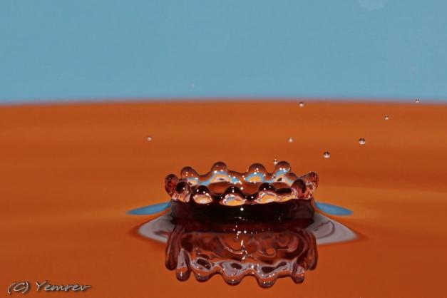 Crown in Orange