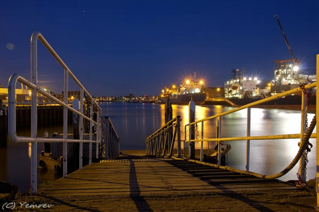 Vissershaven (HDR)