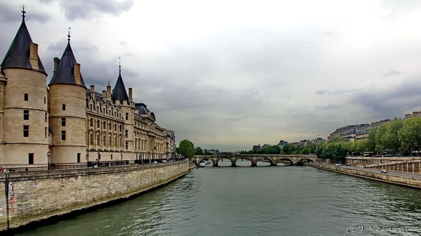 Seine - Palais de Justice