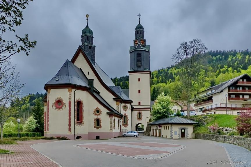 "Wallfahrtskirche ""Unserer Lieben Frau"""