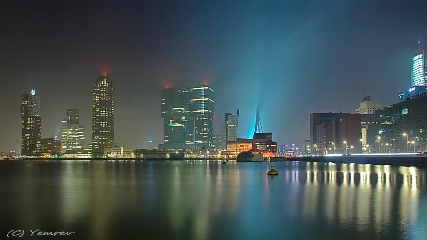 Skyline Rijnhaven