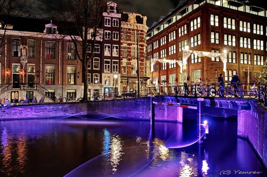 Light(onda)Flow - Herengracht