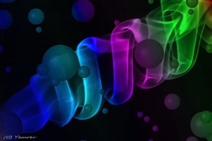 #5 : Bubbles