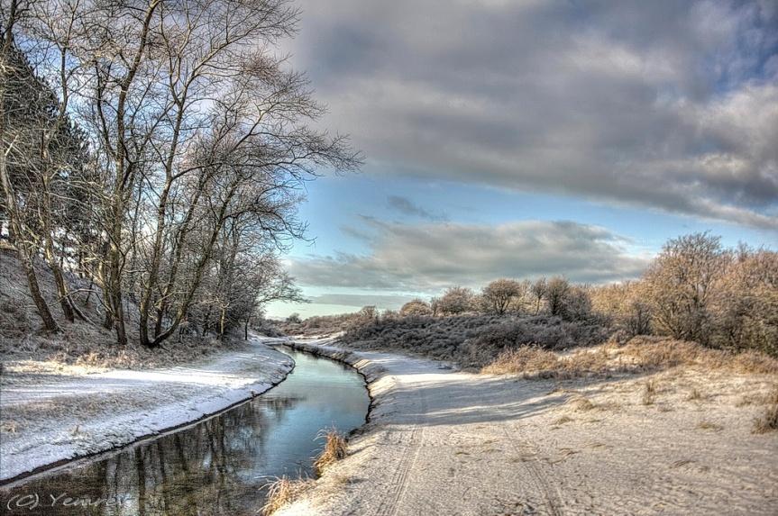 Sneeuwlandschap AWD