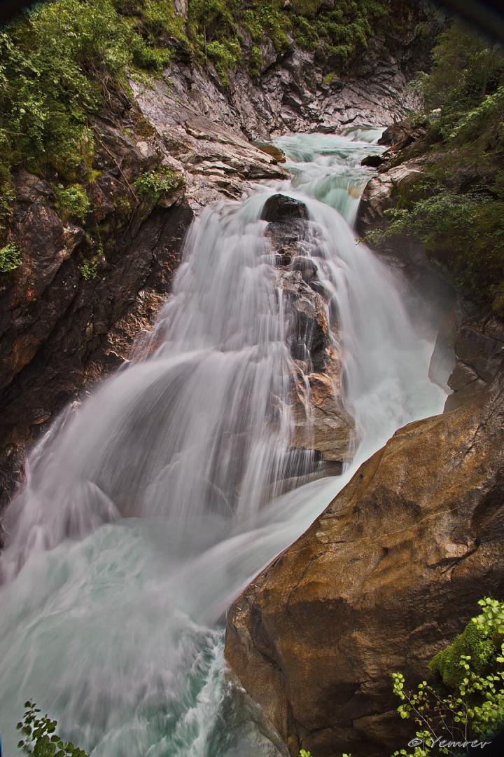 Waterval van Krimml