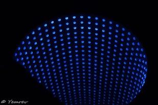 Infinity - blauw