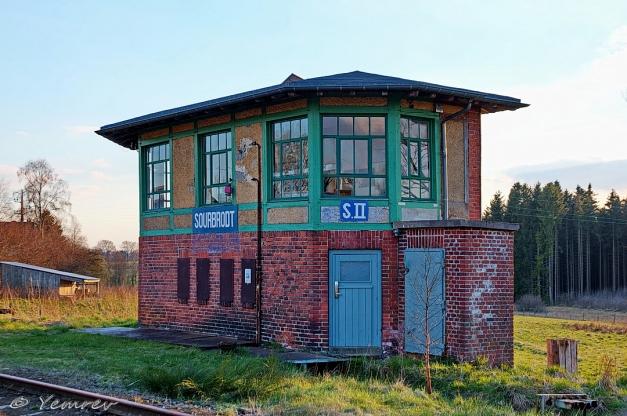 Sourbrodt: oud seinhuis
