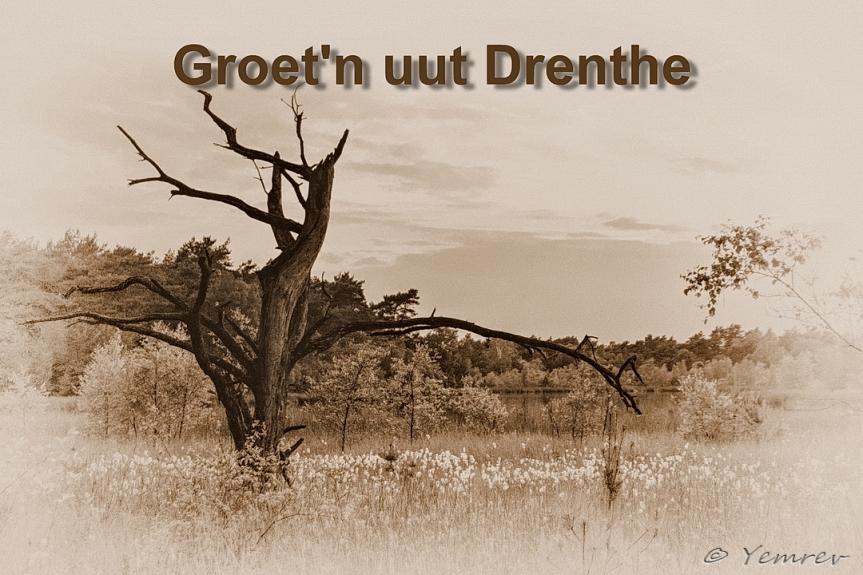 Groet'n uut Drenthe1