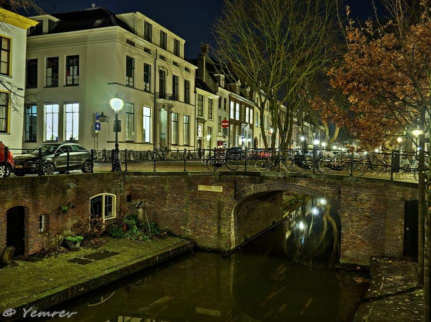 Quintijnsbrug, Nieuwegracht