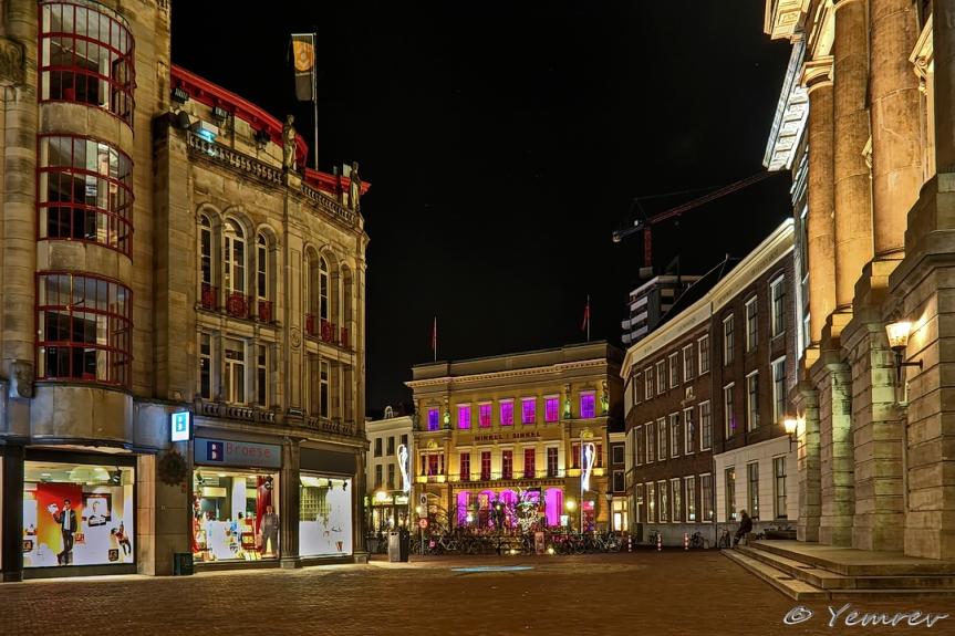 Stadhuisbrug - Winkel van Sinkel