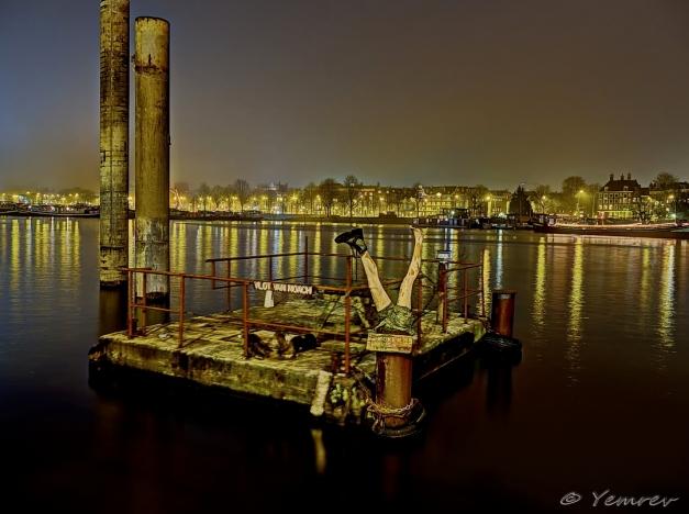 Amsterdam, Vlot van Noach