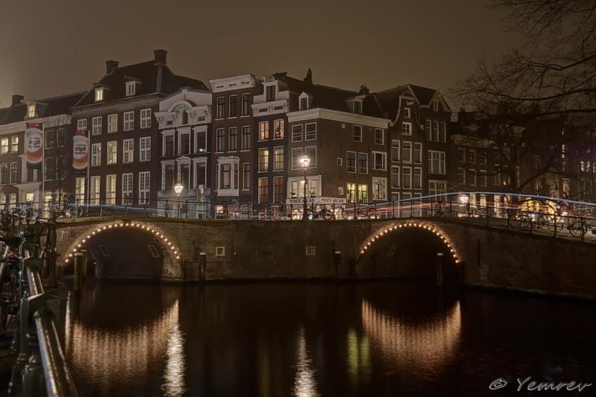 Amsterdam, Herengracht/Reguliersgracht