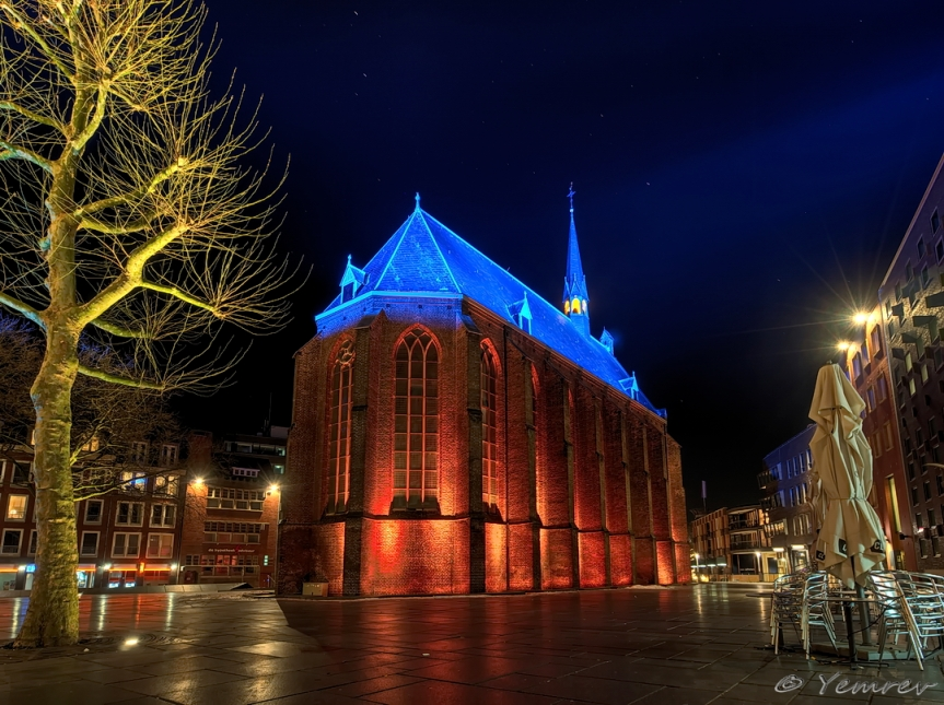 Nijmegen, Mariënburgkapel