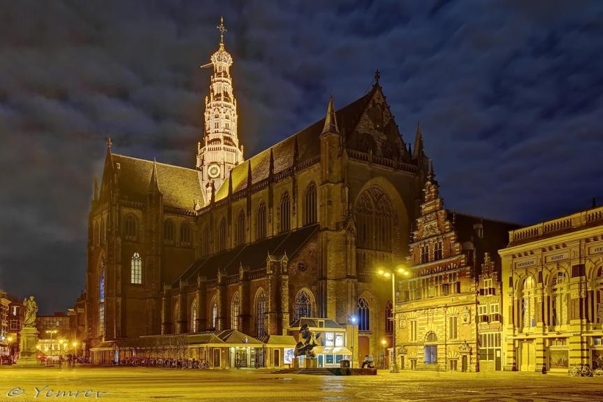 Haarlem-Grote Markt