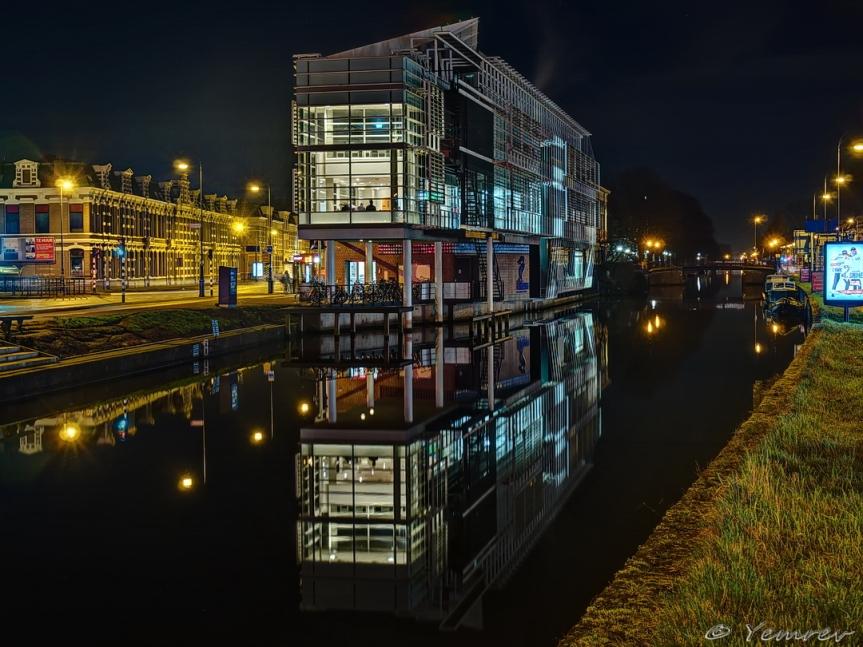 Haarlem - Leidsevaart