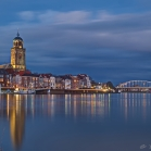 03 Skyline Deventer met Wilhelminabrug