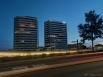 CS Arnhem met Parktoren en Rijntoren