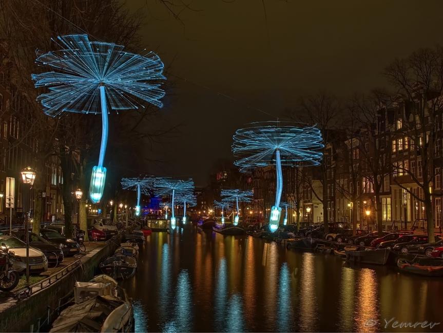 Amsterdam Licht Festival2018/2019