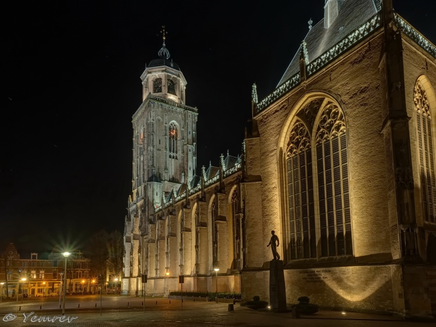 Deventer - Lubuinuskerk