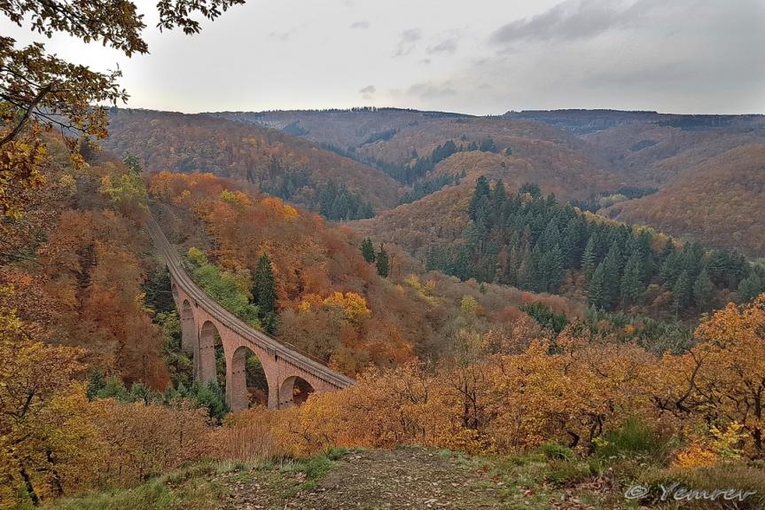 Viaduct Hunsruckbahn