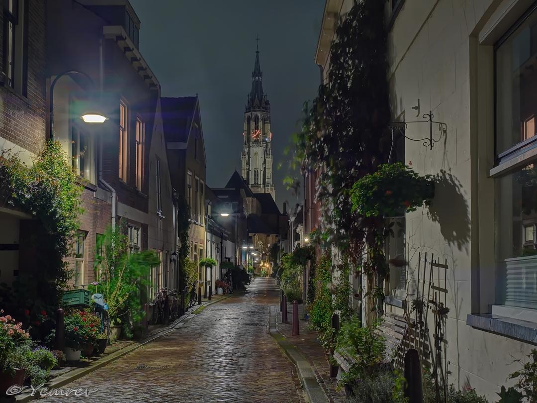 Delft, Trompetstraat