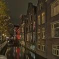 Delft, Wijnhaven/Oude Langendijk