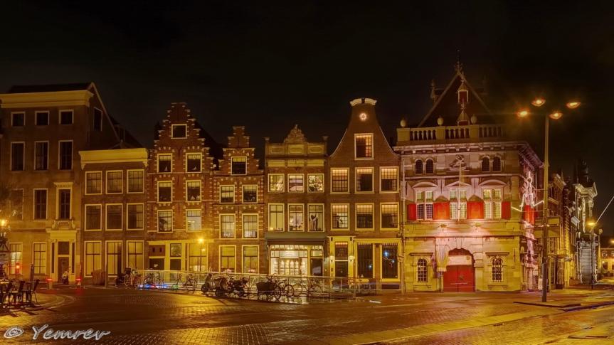 De Waag (Spaarne hoek Damstraat)