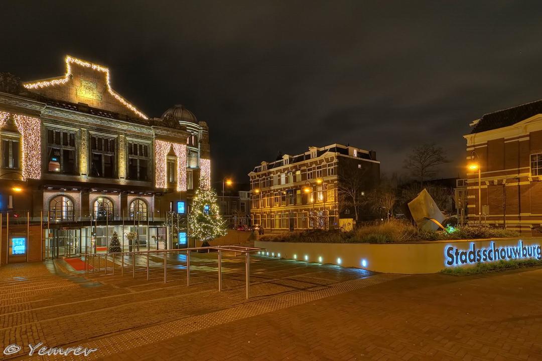 Stadsschouwburg (Wilsonplein)
