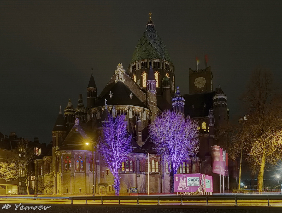Nieuwe Sint Bavokathedraal (Leidsevaart)